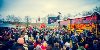 Music For Life in De Schorre - 2013